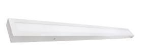 Luminaria Led sobrepor Retangular 36w 120x10  - Giamar