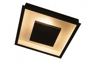 Plafon Embutir Luz Indireta 40x40  - Giamar