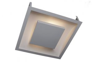 Plafon Embutir Luz Indireta 50x50  - Giamar