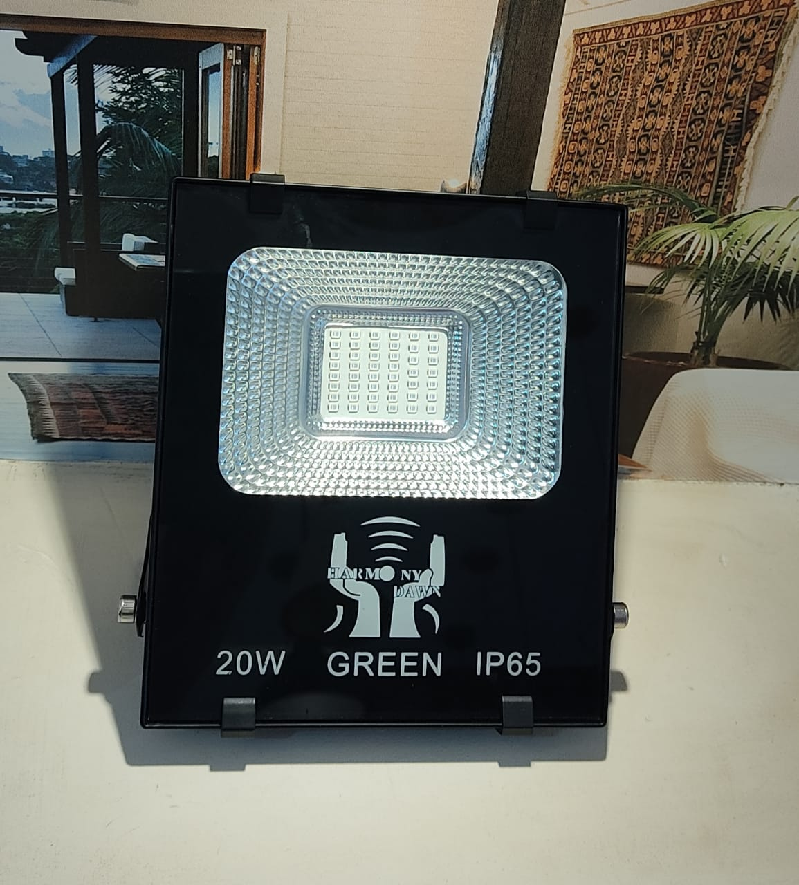 Refletor LED 20W - VERDE