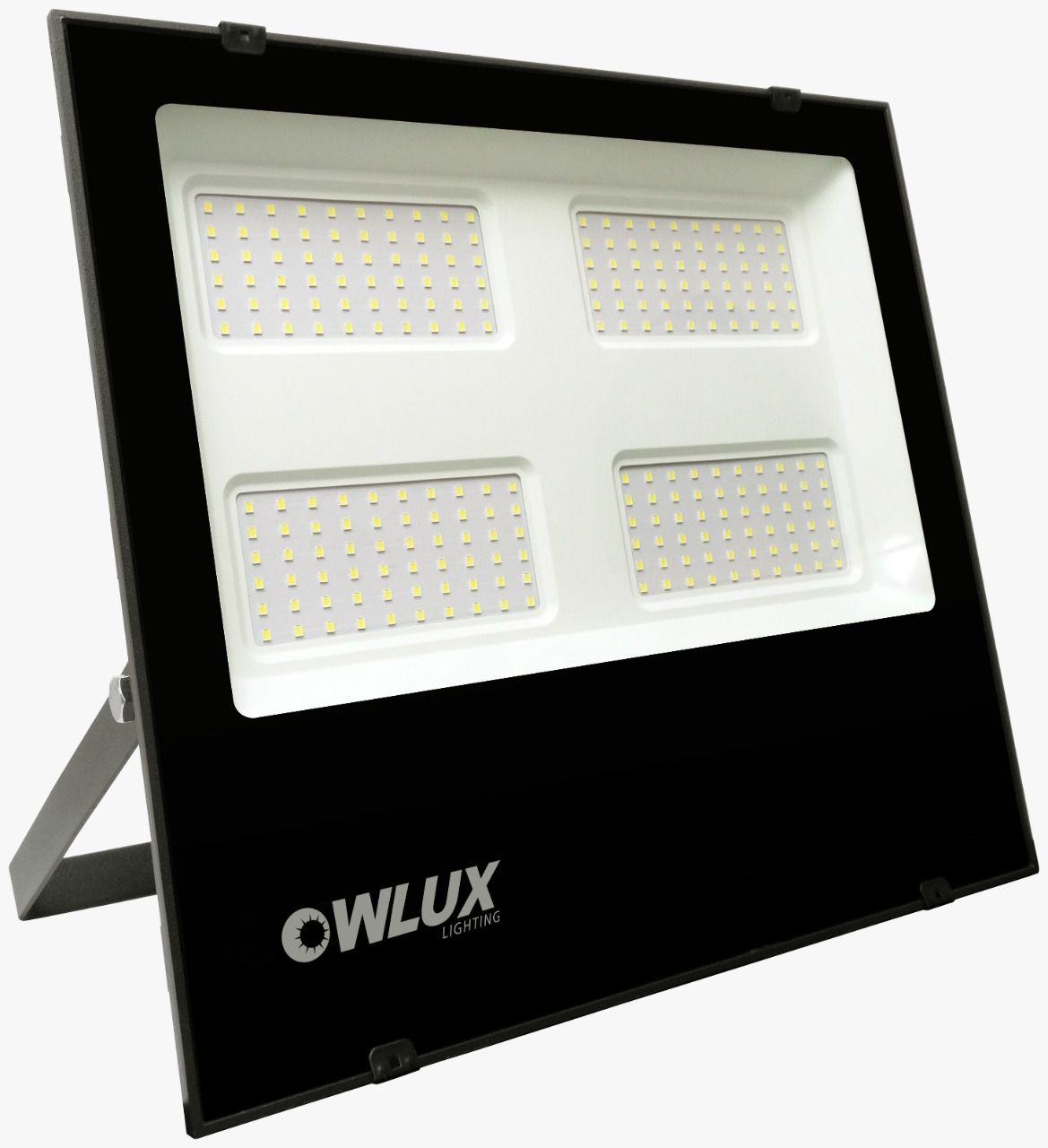 Refletor Led 400w SMD WLUX IP66   - Giamar