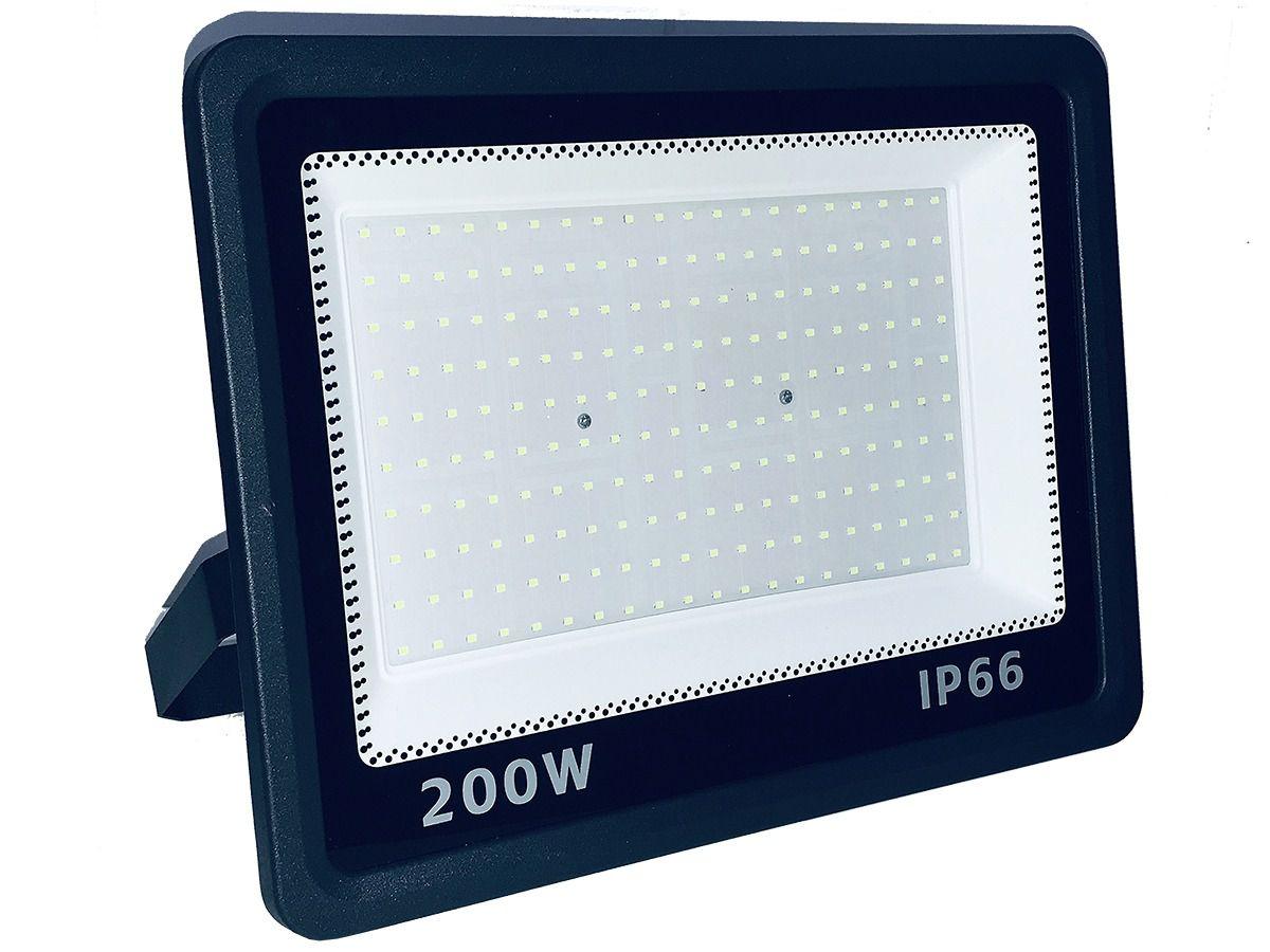 Refletor Led SMD 200w - Super preço!  - Giamar