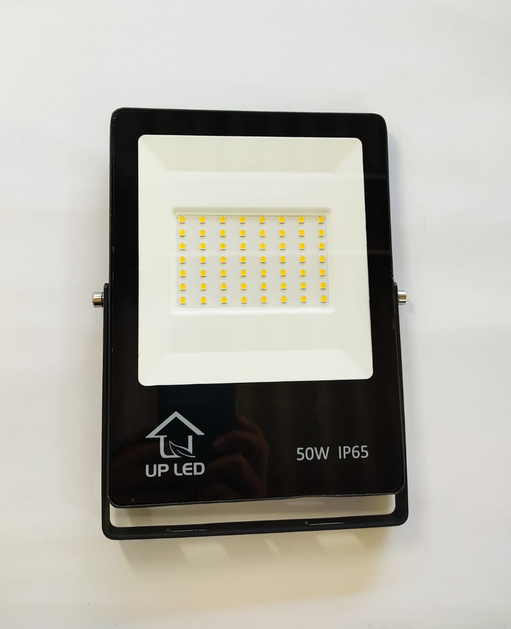 Refletor Slim IPAD LED 50w - Potencia Real 3000K  - Giamar