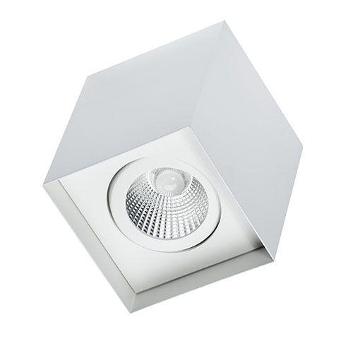 Spot Sobrepor BL3150/1 C/ Recuo Foco Direcional P/ 1 Lampada MR16  - Giamar