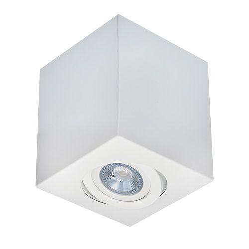 Spot Sobrepor P/ 1 Lampada Dicroica BL3050/1  - Giamar