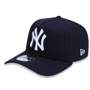 BONÉ NEW ERA ABA CURVA 9FORTY A-FRAME MLB NEW YORK YANKEES