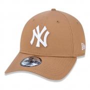 BONÉ NEW ERA ABA CURVA MLB NEW YORK YANKEES KHAKI