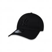 BONÉ NEW ERA ABA CURVA MLB NEW YORK YANKEES PRETO