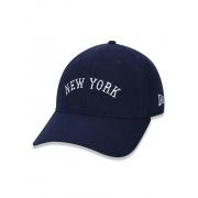 BONÉ NEW ERA ABA CURVA NEW YORK YANKEES AZUL MARINHO