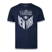 CAMISETA NEW ERA MASCULINA ORIGINAL MLB NEW YORK YANKEES