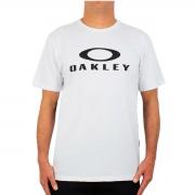 CAMISETA OAKLEY ORIGINAL MASCULINA O-BARK SS TEE OFF WHITE