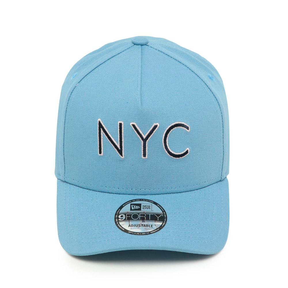 BONÉ NEW ERA ABA CURVA 940 NYC  NEV19BON134  AZUL