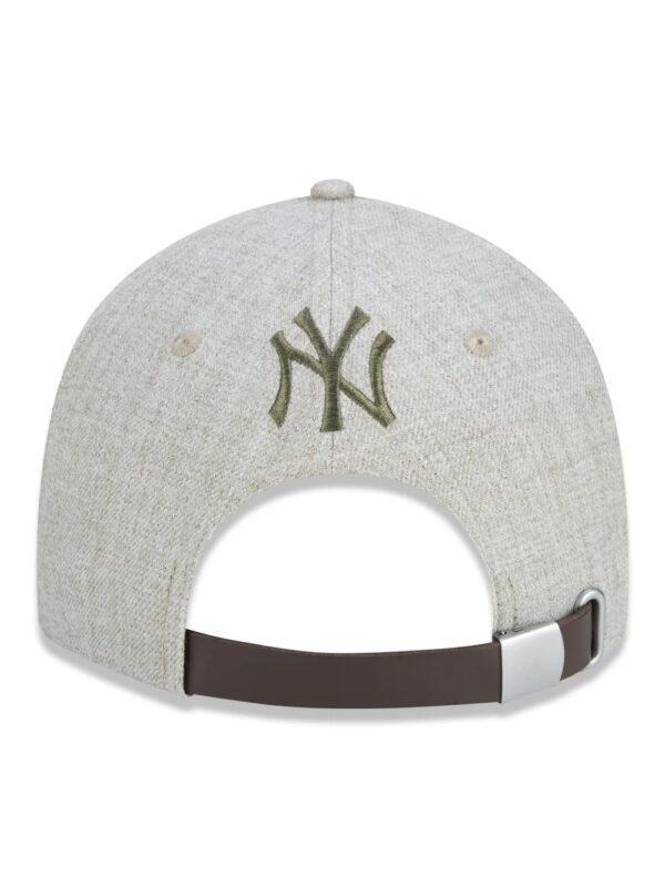 BONÉ NEW ERA ABA CURVA 9TWENTY MLB NEW YORK YANKEES