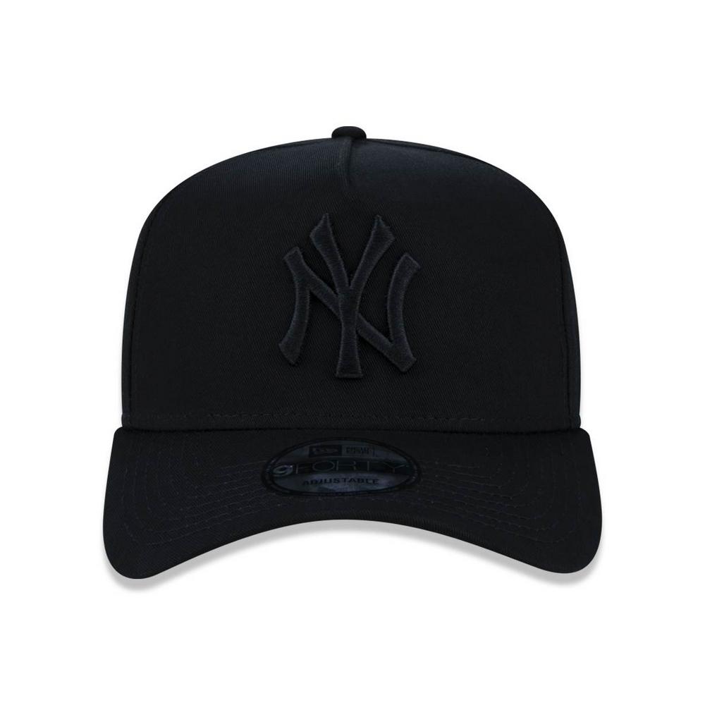 BONÉ NEW ERA ABA CURVA A-FRAME 9FORTY NEW YORK YANKEES MLB