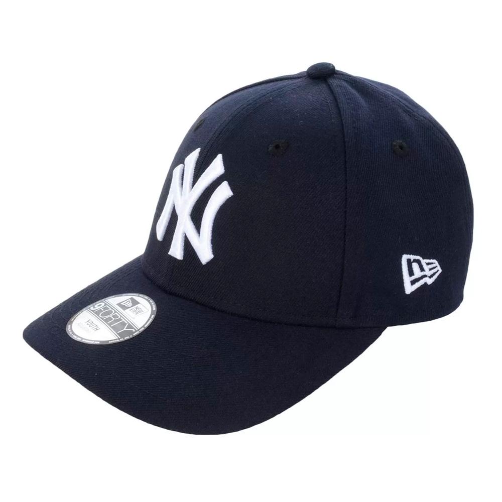 BONÉ NEW ERA ABA CURVA JUVENIL 9FORTY MLB NEW YORK YANKEES