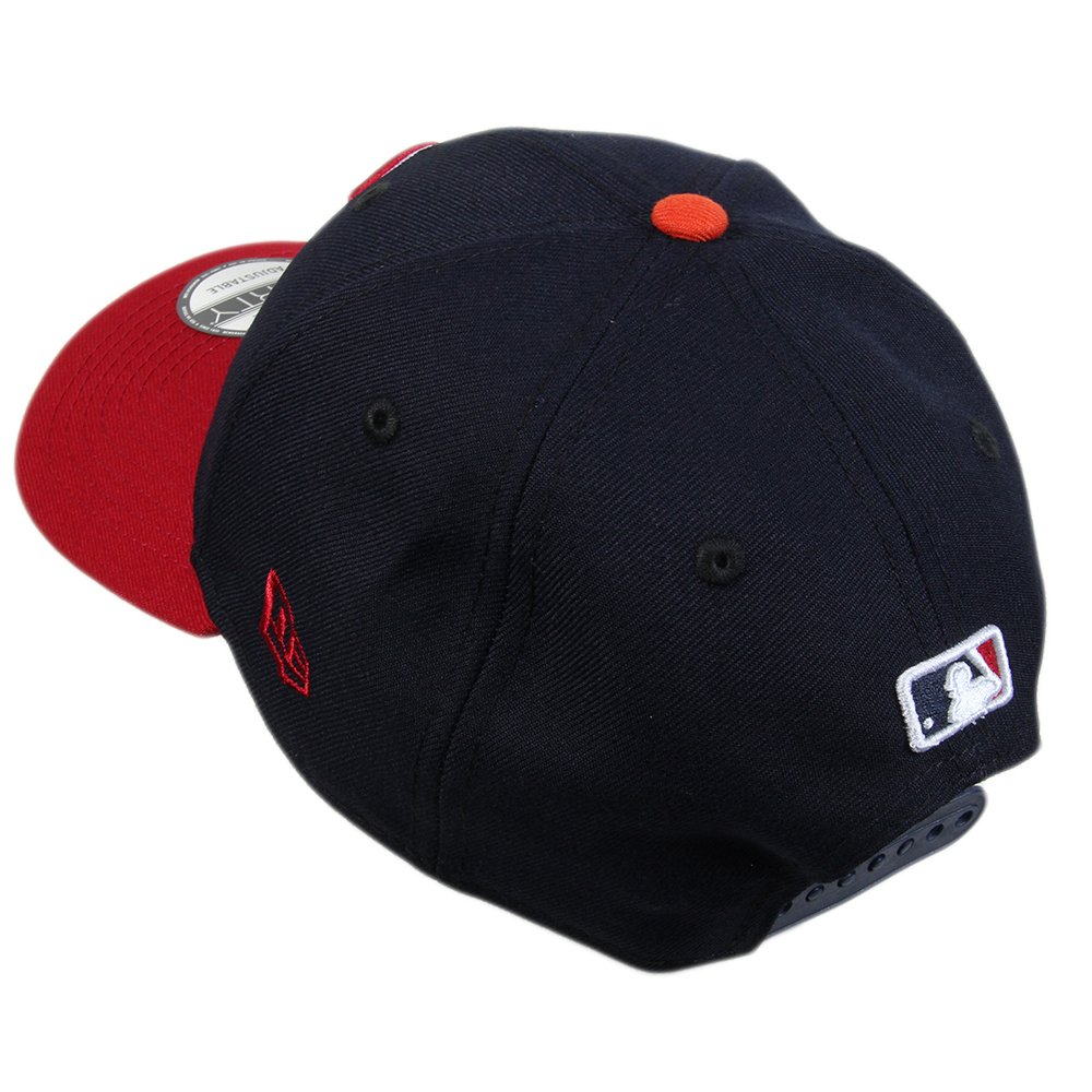 BONÉ NEW ERA ABA CURVA MLB BOSTON RED SOX MBPERBON387 AZUL