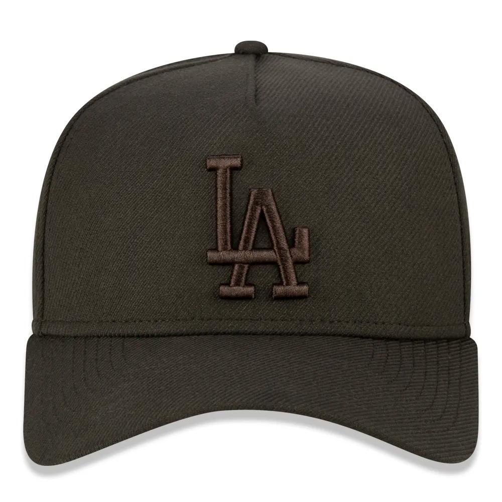 BONÉ NEW ERA ABA CURVA MLB LOS ANGELES DODGER VERDE MUSGO