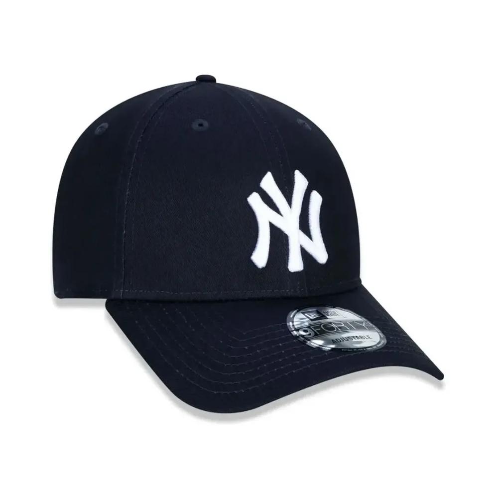 BONÉ NEW ERA ABA CURVA NEW YORK YANKEES MLB AZUL MARINHO