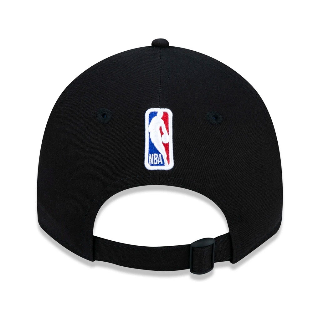 BONÉ NEW ERA ABA CURVA STRETCH-SNAP NBA LAKERS PRETO