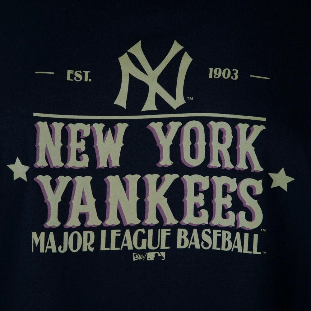 CAMISETA NEW ERA MASCULINA PLUS SIZE MLB NEW YORK YANKEES