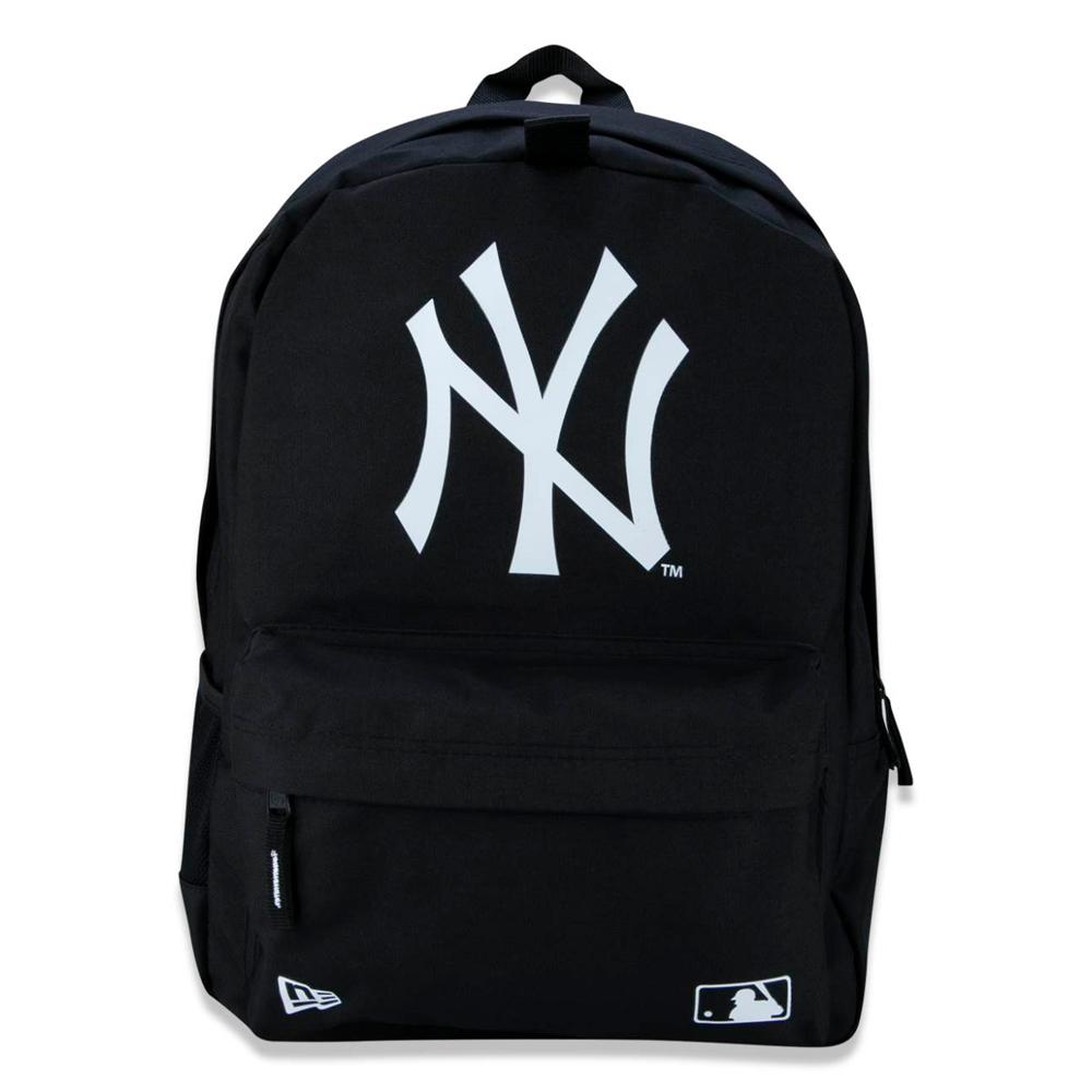 MOCHILA NEW ERA MLB NEW YORK YANKESS PRETA