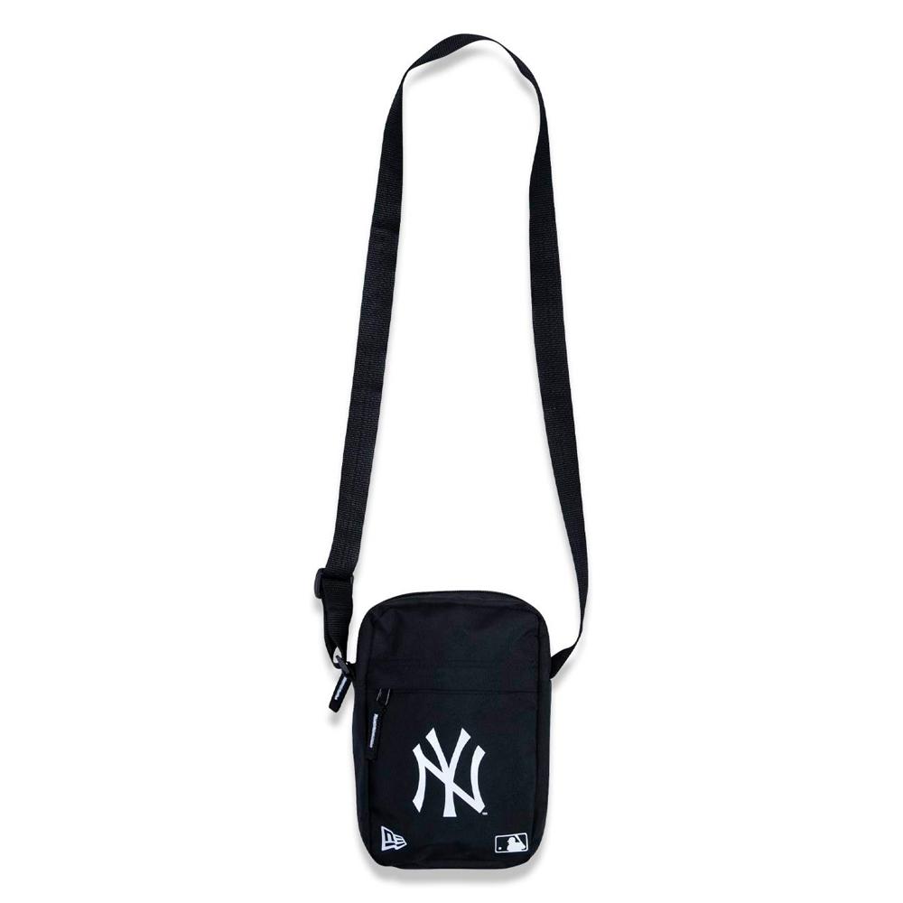 SHOULDER BAG NEW ERA NEW YORK YANKESS PRETA