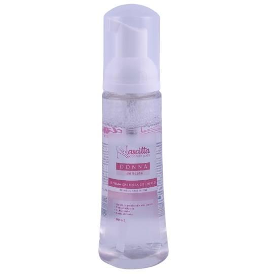 Espuma de limpeza facial Delicata - Donna - 100ml