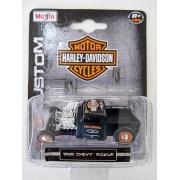1:64 CARROS SORTIDOS HARLEY DAVIDSON