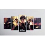 Quadro Mosaico Harry Potter