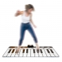 TAPETE PIANO GIGANTE DE CHAO MUSICAL DANCE