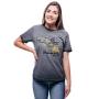 Camiseta Feminina Ravenna - Cinza