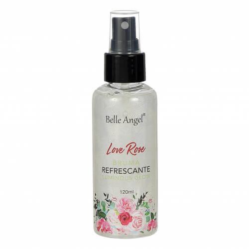 Belle Angel Bruma Refrescante Luminous Glow Love Rose