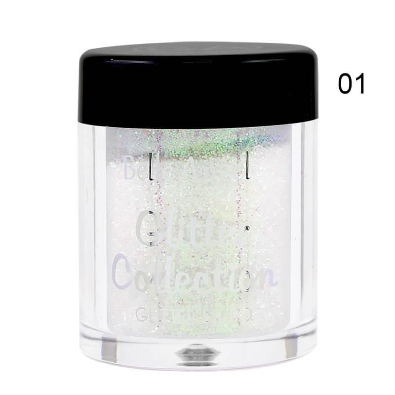 Belle Angel Glitter Collection - Cor 01