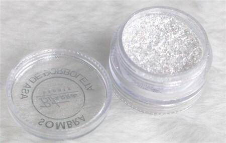Bitarra Beauty COR 232 / PG 32 White Crystal Sombra Asa de Borboleta (Pigmento / Glitter)