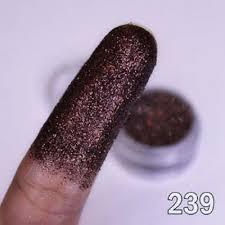 Bitarra Beauty COR 239 / GL Coffe Bean Sombra Asa de Borboleta (Pigmento / Glitter)