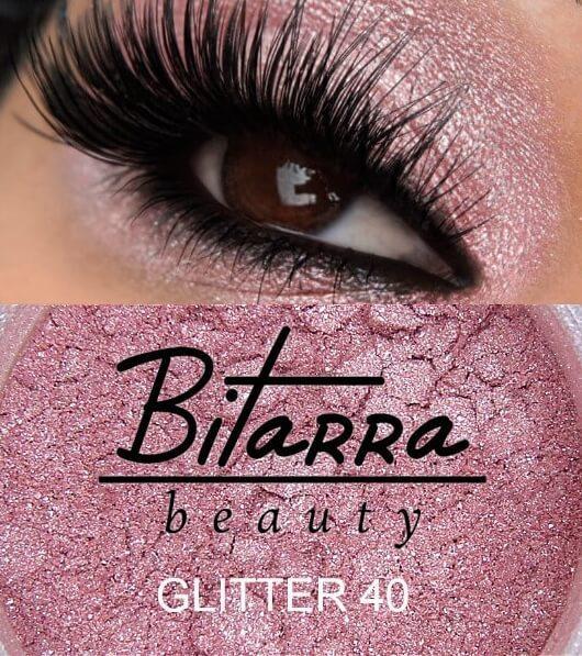 Bitarra Beauty  COR 40 (Pigmento / Glitter)