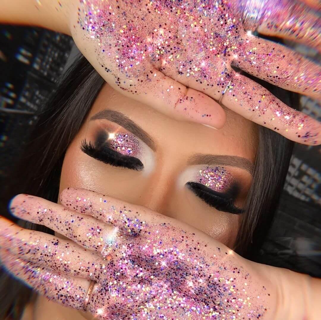 Bitarra Beauty FL-Party Sombra Asa de Borboleta (Pigmento / Glitter / Flocado)