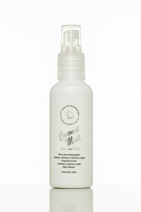Deisy Perozzo Coconut Mist - Face and Body - Bruma Multifuncional