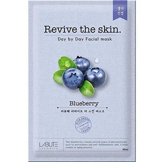 Labute Máscara Facial Revive the Skin - Blueberry