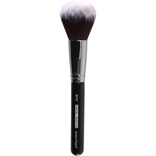 Macrilan Pincel de maquiagem para Pó B112