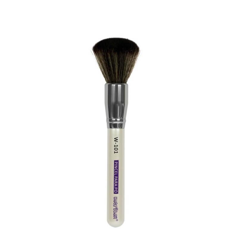Macrilan Pincel de maquiagem para Pó W101