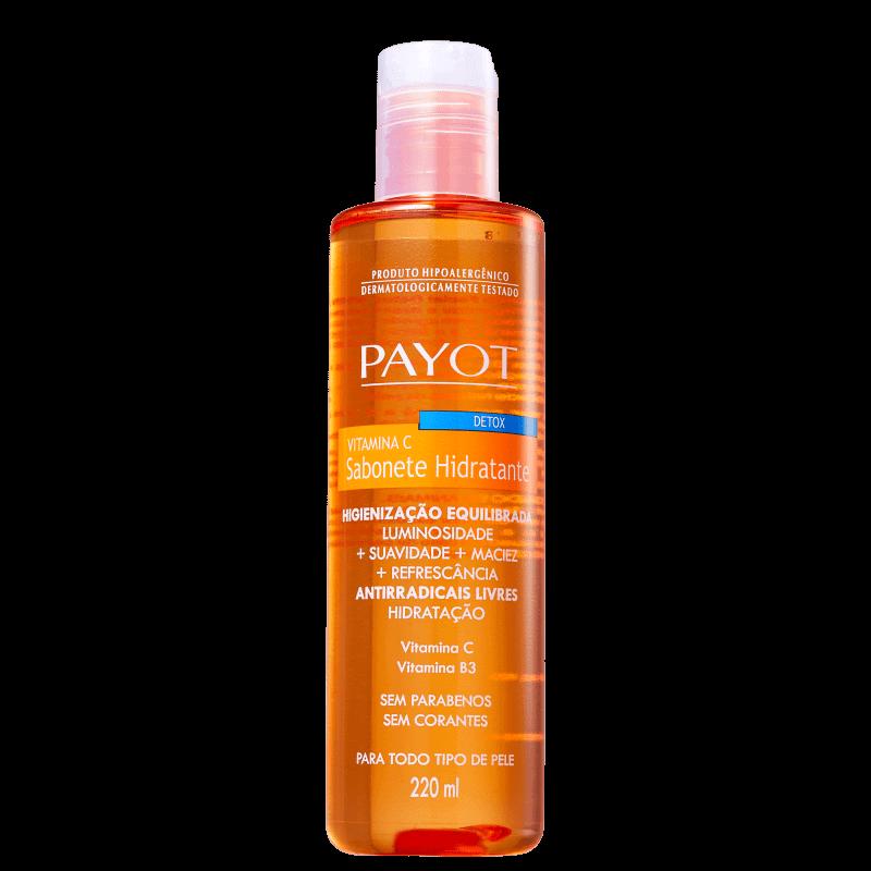 Payot Detox Vitamina C - Sabonete Líquido Hidratante 220ml
