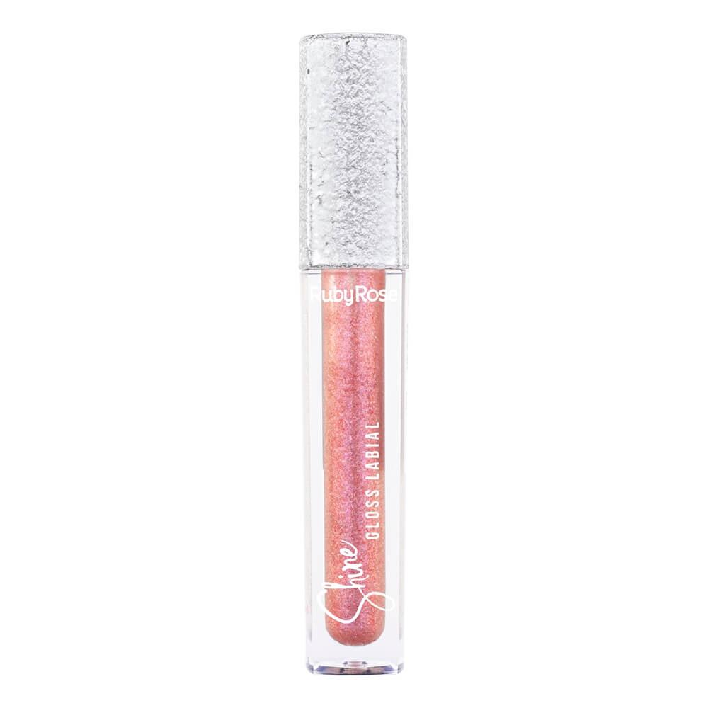 Ruby Rose Gloss Labial Shine - cor 72