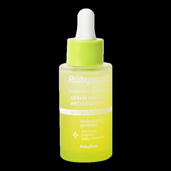 Ruby Rose Sérum Facial Antioxidante Proteção Urbana