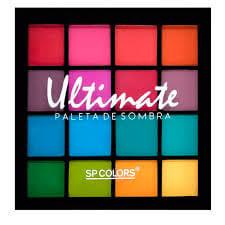 SP Colors Paleta de Sombras Ultimate