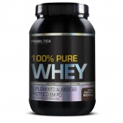 100% PURE WHEY 900G CHOCOLATE PROBIOTICA