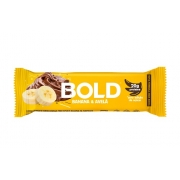 BOLD BAR 12X60G BANANA AVELA BOLD NUTRITION