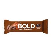BOLD BAR   60G   CAFE DOCE LEITE   BOLD NUTRITION