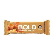 BOLD BAR | 60G | CARAMELO AMENDOIM | BOLD NUTRITION