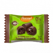 BOMBOM ZERO 18X15G CHOCOLATE/AVELA FLORMEL